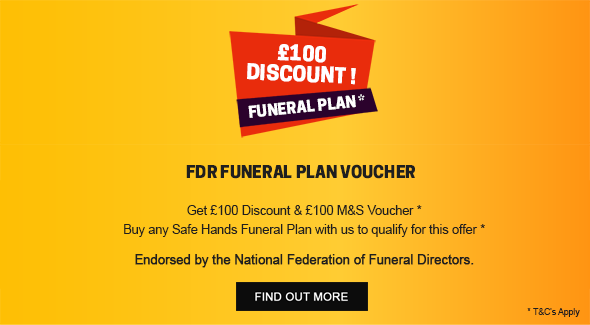 Funeral Plans Voucher by Safe Hands Plans