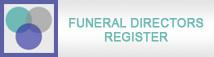 Member of Funeral Director Register