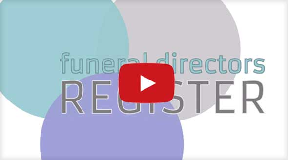 Funeral Directors TV advertisement